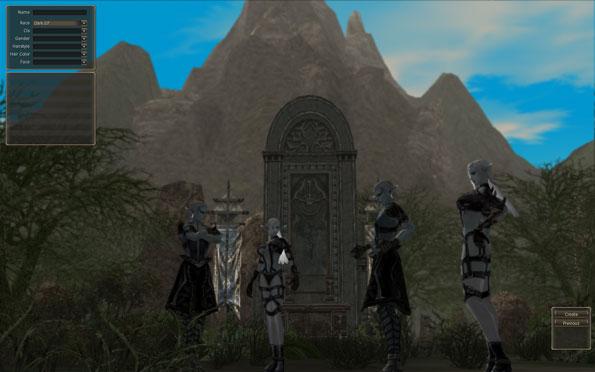 mroczne elfy w lineage 2
